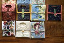 Minhas invenções / Minhas costuras, bordados e outras artes.