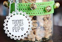 Dog treats / by Margaret Buechel
