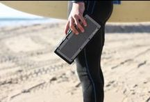 ON THE WATER / Braven Rugged Series in, on, and around the water. The BRV-1 and BRV-X have a waterproof IPX7 rating.