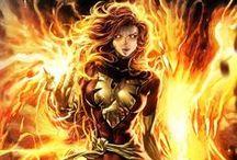 DC Comics - Marvel