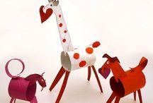 Manualidades Infantiles (kids crafts)
