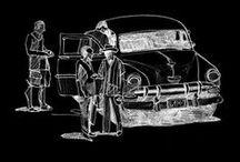 sketch | Dessins | Illustrations par Antoine Digout