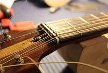 I MIEI LAVORI | 11: Restauro Eko 12 corde / Riparazione pickup + cambio jack Setup completo: -corde nuove -regolazione trussrod -regolazione altezza corde al capotasto -regolazione altezza corde al ponticello  #bedinicustomguitars #Ferrara #Eko