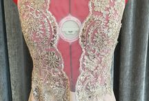 Dress In The Making / Our Designs In the Making