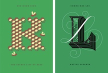 Typography  / by Sarah Hart