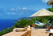Islands - Getaways and Beautiful Resorts / by Debbie Connolly
