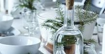 Holiday Parties / Style inspiration and holiday decor, all on one board.