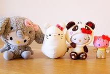Hello Kitty / Sanrio / by Katsue Watanabe