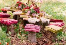 Garden decor / by Susanne Mackenzie