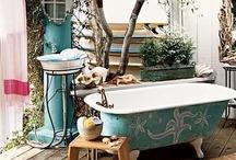 Bathroom Ideas / by Cindy Barnes Spradlin