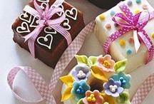 Cake*cake*~ Mini cake** / by Katsue Watanabe