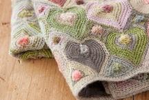 Crochet* & Knit* / Crochet / Knit / Doilies / Lace / by Katsue Watanabe