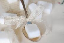Sugar** / Sugar cubes / Sugar Flower / by Katsue Watanabe