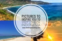 Welcome to Indonesia / All about Indonesia sights, tips and places to eat