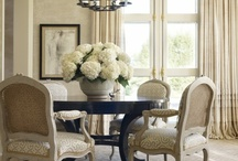 Dining Room Ideas / by Sheila Rule