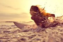 Surf - Skate / by Delphine Aubry
