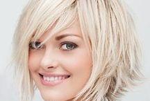 Hairstyles / by Cindy Barnes Spradlin