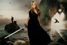 Buffy & Angel / by Danae Stewart