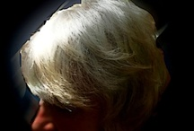 """Silver-White Hair / BE AN AGELESS BEAUTY! Simply go ahead and dismiss aging stereotypes. MAKE YOUR AGE BEHAVE! Age gracefully and well. Delightful articles hand-written by and for """"Sage Companions"""" the INFOeZine where we dismiss aging stereotypes. 5Stars! ***** WhiteHair365.com ***** YOU GO GIRL."""