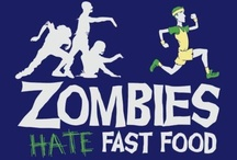 Zombies / by Leslie Johnson