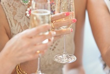 VINO & CHAMPAGNE / Quench your thirst! / by Arlynn Dwyer