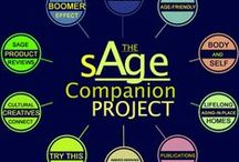 """THE Sage Companion Project© / Your story on Earth is an adventure . The Sage Companion Project offers 6 Rules of the Road -16 Practical Matters - 15 Sage Companions and 4 Self-Guided """"Tours"""".  Here are the storytellers, entrepreneurs, writers, philosophers, teachers, artists, academics  in an accessible  community of Cultural Creatives."""