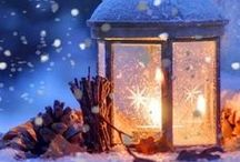 Winter / by Susanne Mackenzie