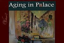 "Aging-in-Place / Aging-in-Place (or PALACE) means choosing to age gracefully and well. Find articles, white papers, quizzes, and a series of tiny eBooks written by and for ""Older Adults"" C who dismiss aging stereotypes. 5Stars! ***** WhiteHair365.com *****"