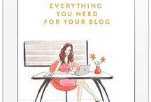 Blogging / by Elisa Smith
