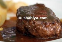 Adha Meat Dishes- اطباق اللحوم لعيد الاضحى / by shahiya.com شهية