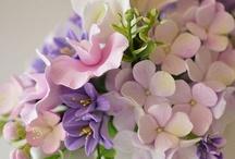 Sugar Flowers** / by Katsue Watanabe