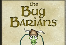 The Bug Barians®  A kids book for everybody! / Our Kid's Book - The Bug Barians®.  Follow the adventures of a tiny group of tiny Viking Bugs as they try to figure out where they are...and how to stay out of trouble.   Fast and funny characters that kids will love.