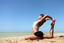 Live Well, Exercise Well / Yoga tips and other tricks for a happy life.