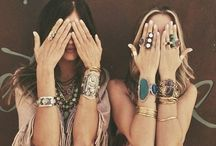 gypsy gal / this is my boho lifestyle board, which kind of describes my style. / by Andrea Diaz