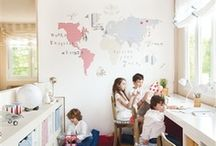 Homeschool Room Decor! / by Monica Hobbs