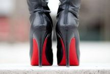 LOUBOUTIN LOVE / Code red! / by THE OUTNET.COM