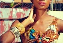 African/Island Style / Inspired by Beyonce and Rhianna