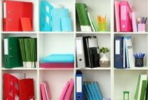 Get Organized / It's time to clear the clutter and get your house, office, life and finances organized!! We are collecting organization tips and hacks to get you on your way.  / by Bonbon Break