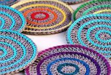 Crochet patterns / by Susanne Mackenzie