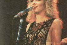 Stevie Nicks' Style / Stevie Nicks Iconic Style