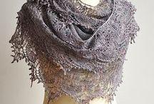 Knitting: Cowls, Scarves, Shawls / by Amanda