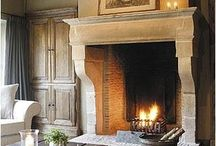 Fireplace / by Sommer Tolley