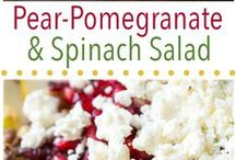 Recipes / Recipes featuring Mediterranean and healthy choices / by Susanne Mackenzie