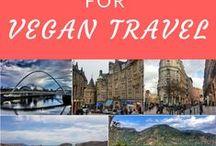 Vegan travel inspirations / List of destinations for vegan travellers