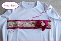 Camisetas / Camisetas personalizadas.  Se hacen bajo encargo. https://www.facebook.com/balancin.ropainfantil