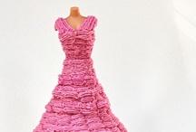 Pink Mannequin Cake