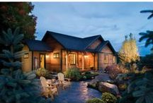 Wonderful One-Story Plans / by Dream Home Source