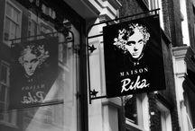 My fav shops in amsterdam ;-) LEkKer / by ★  clarckblue  ★