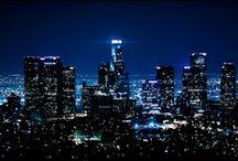 VISUAL//Nightlights / Glittering lights make me happy. City lights, holiday lights, neon lights, fireworks, bokeh. / by bluesurrender