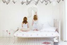 KID'S ROOM ▲ home / Kid's rooms: decoration, objects, ... / by Anne Delettre